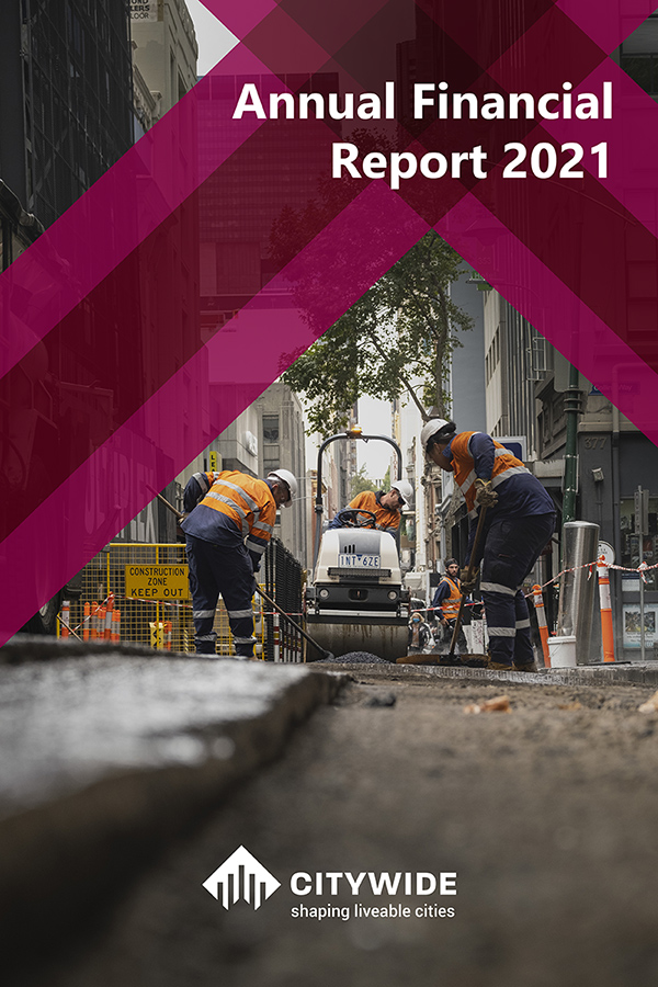 Citywide 2021 Annual Financial Report