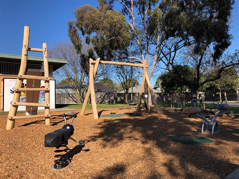 Crispe Park Darebin Landscaping Project