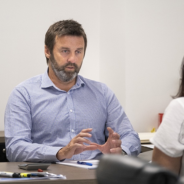 Citywide CFO Paul Hudson
