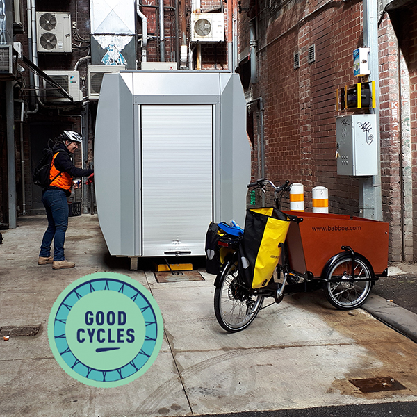 Citywide Good Cycles partnership