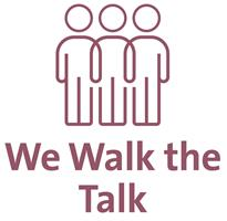 Citywide Value We Walk the Talk (title)