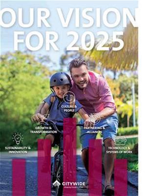 Vision 2025 Dad boy on bike