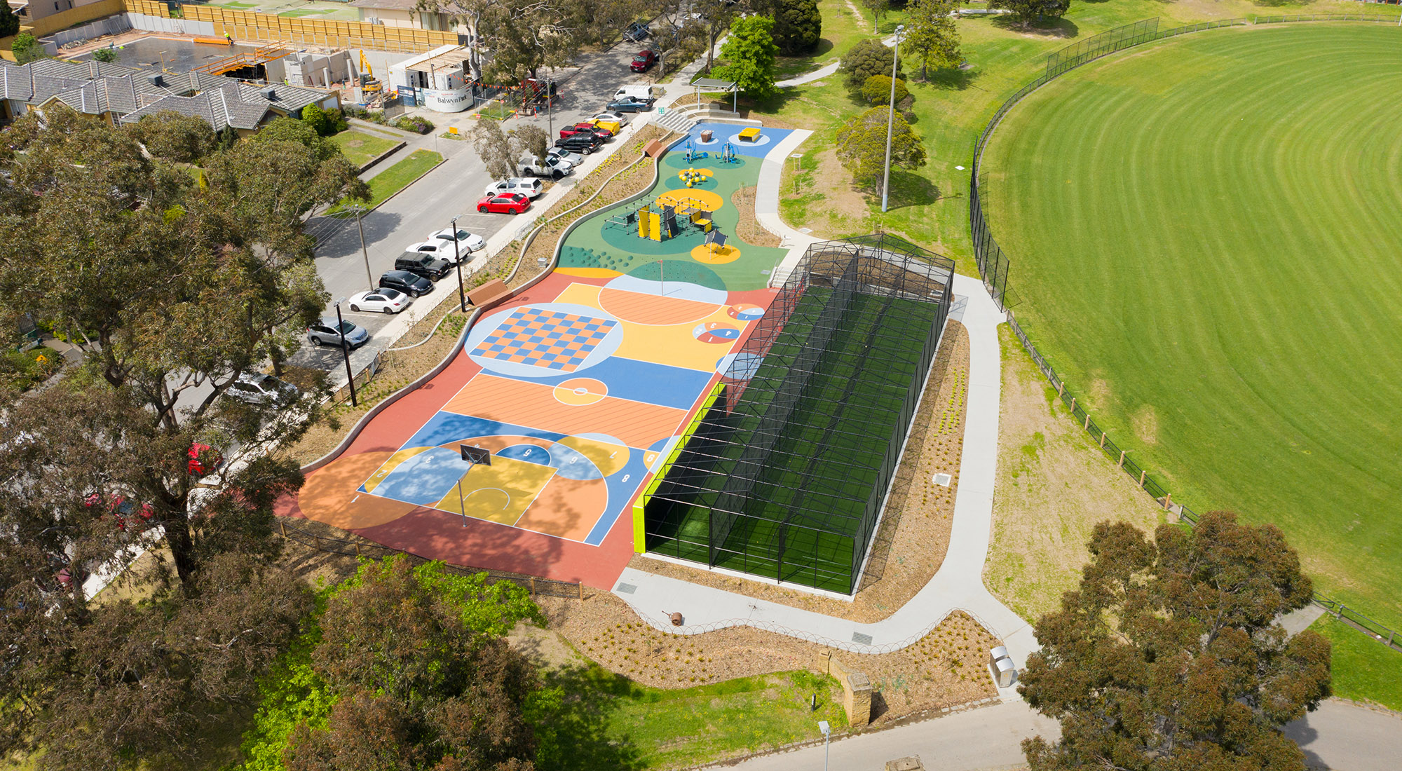 Citywide Balwyn Park Play Space banner