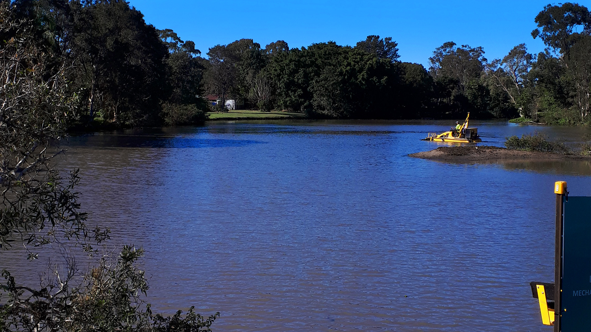 Technigro Byron Shire lake after med res