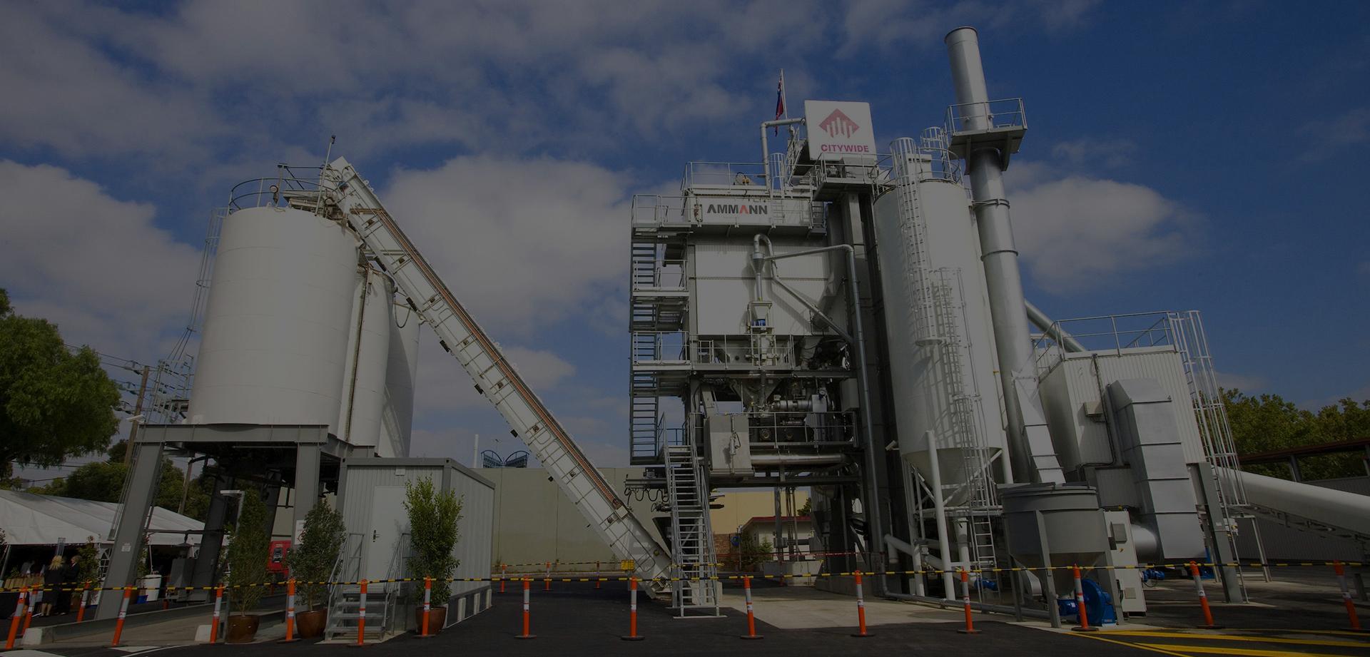 Citywide Asphalt Plant Expansion banner image