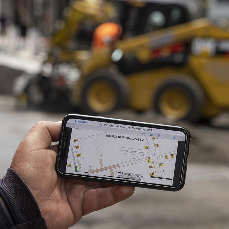 Citywide data digital transformation smart cities