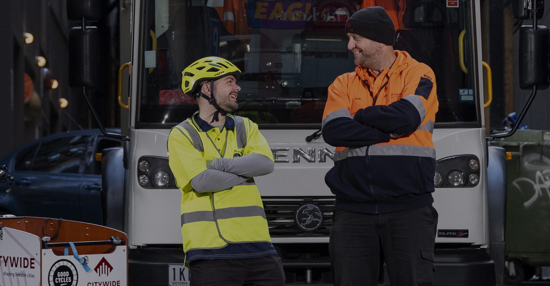 Citywide Good Cycles partnership Nathan Gavin