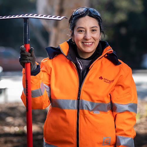 Citywide WFV Greening Melb Roxana Gonzalez grid